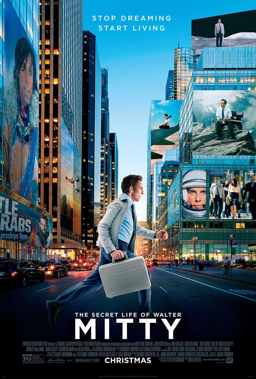 © The Secret Life of Walter Mitty